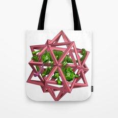 color me m.c. cubed! Tote Bag