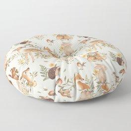 Fawn & Friends Floor Pillow