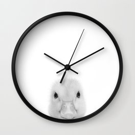 Duckling Wall Clock