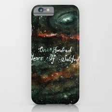One Hundred Years of solitude iPhone 6s Slim Case