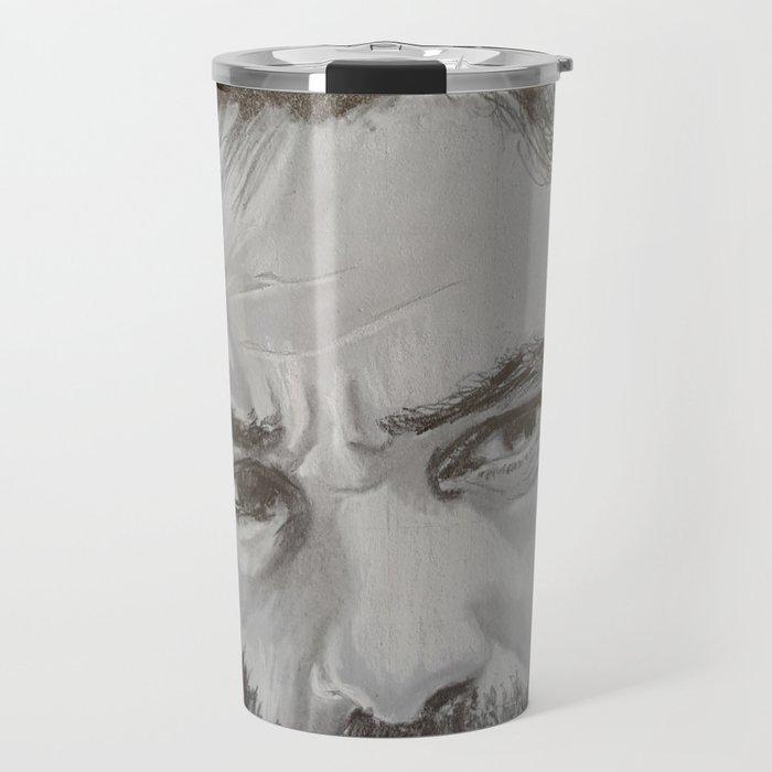 Damien Saez Travel Mug