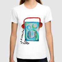 radiohead T-shirts featuring Radiohead by anjics