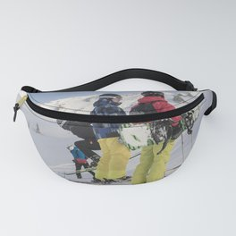 Skiers 2017 Fanny Pack