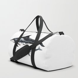 Rough-toothed dolphin (Steno bredanensis) Duffle Bag
