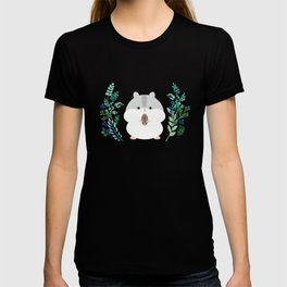 Furball in the garden T-shirt