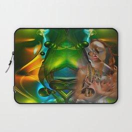 Ghost Whisperer Laptop Sleeve