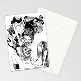New Media Based Life Stationery Cards