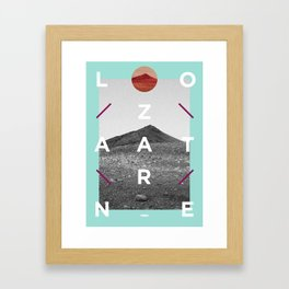 Lanzarote5 Framed Art Print