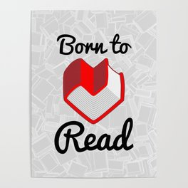 Born to Read II Poster