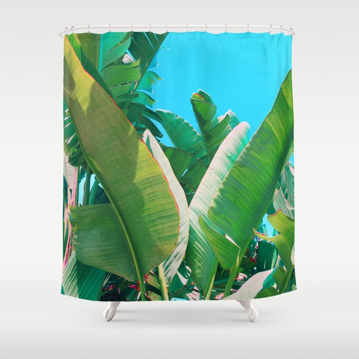 Shower Curtain by Hillary Murphy