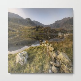 Lead Me To Ogwen Metal Print