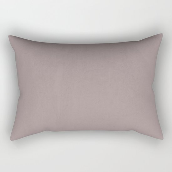Simply Red Earth Rectangular Pillow