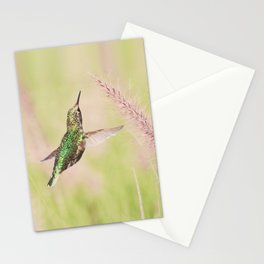 Little Hummer Stationery Cards