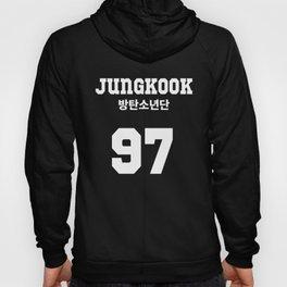 BTS - Jungkook Jersey Hoody
