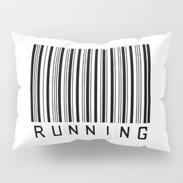 Barcode - Running  Pillow Sham