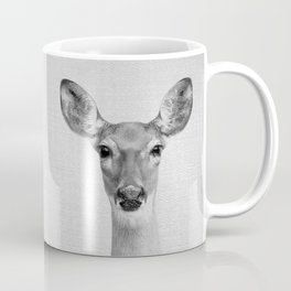 Doe - Black & White Coffee Mug