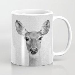 Doe - Black & White Coffee Mug