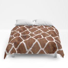 Giraffe Comforters