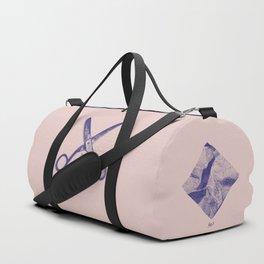 ROCK SCISSORS PAPER Duffle Bag