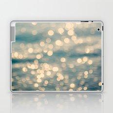 Sunlight Dancing on the Sea Laptop & iPad Skin
