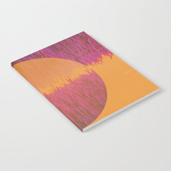 Hot Summer Day Notebook