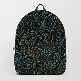 Rivers and Roads 3 Backpack