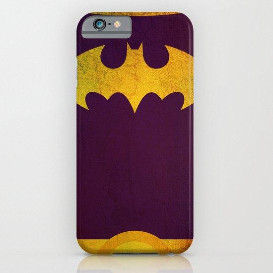 Batgirl iPhone & iPod Case