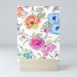 bees Mini Art Print