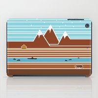 canada iPad Cases featuring Canada. by Grant Pearce