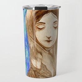 Our Lady Travel Mug