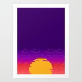 Landscape XXXIV Art Print