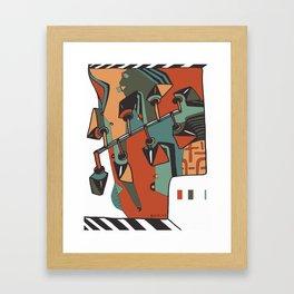 New Society Framed Art Print
