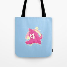 Curse of The CareWere! Tote Bag