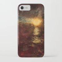 italian iPhone & iPod Cases featuring Italian Sunset  by Brianna Clare