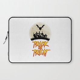 Halloween - Trick or Treat Laptop Sleeve