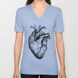 Anatomically Incorrect Unisex V-Neck