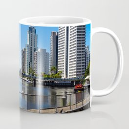 Surfers Paradise Nerang River Coffee Mug
