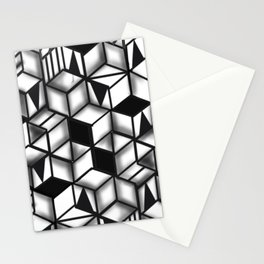 Obstacles 3D Stationery Cards
