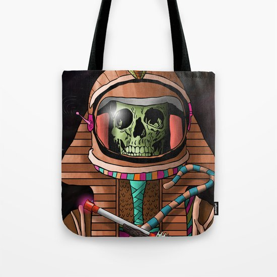 The Pharaoh's Ascension Tote Bag