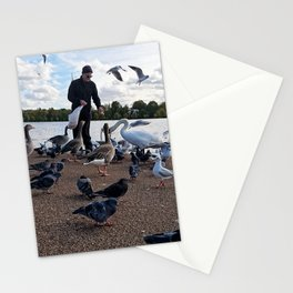 Birdman I Stationery Cards