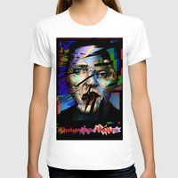 actor T-shirts featuring Christopher Walken. Cracked Actor. by brett66