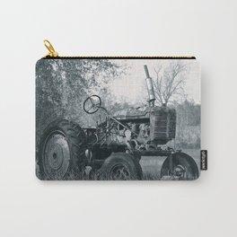 Farmer's Best Friend - B & W Carry-All Pouch