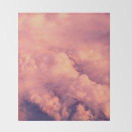 Cloudscape II Throw Blanket