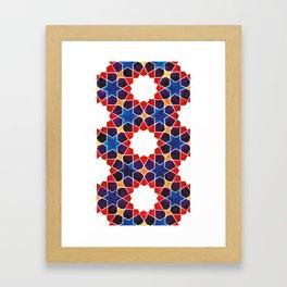 Najm Framed Art Print