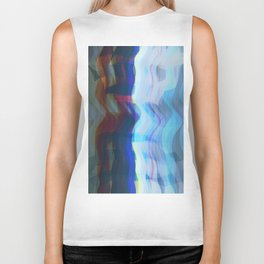 Abstract Composition 311 Biker Tank