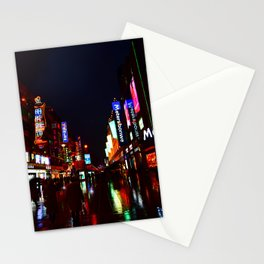 Shanghai 十 Stationery Cards