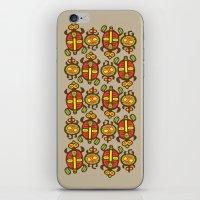 turtles iPhone & iPod Skins featuring Turtles by Olya Yang