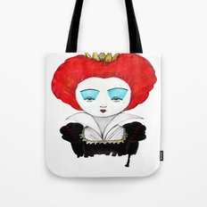 The Queen of your heart Tote Bag