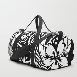 Maui Polynesian Tribal Threads Duffle Bag