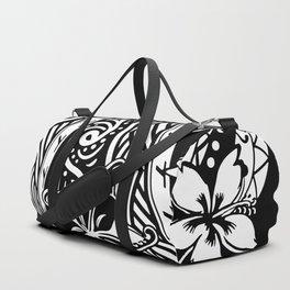 Maui Polynesian Tribal Threads Duffle Bag